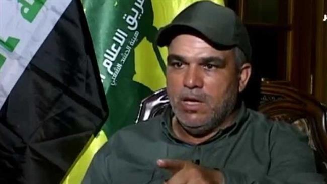 Photo of Iraqi spokesman: US had no role in Mosul victories
