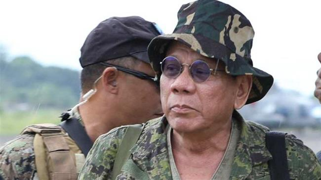 Photo of Anti-imperialist Filipino president says will never visit 'lousy America'