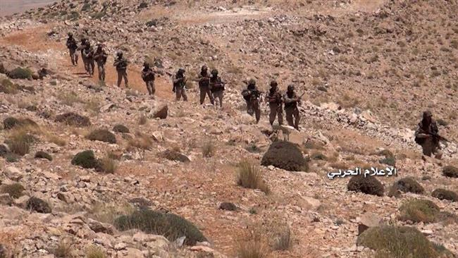 Photo of Hezbollah Mujaheeds liberate key Arsal valley from terrorists' grip
