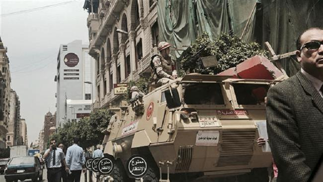 Photo of Militants' shooting, blasts kill 5 Egyptian policemen in northern Sinai Peninsula