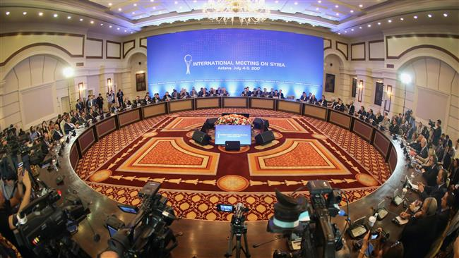 Photo of Syrian peace talks to resume in Kazakh capital late August