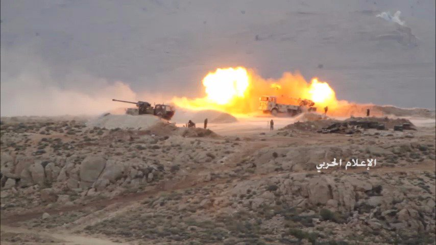 Photo of Hezbollah Fighters Advance in Arsal Highlands, Inflict Heavy Losses on Nusra Terrorists