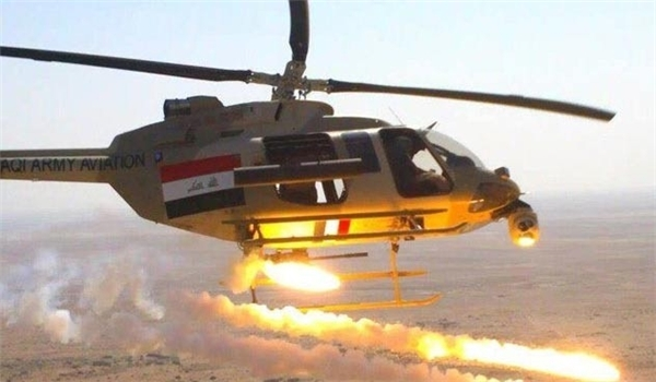 Photo of Iraqi Air Force Kicks off Heavy Raids on ISIL's Defense Lines in Tal Afar