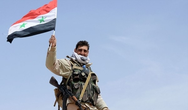 Photo of Syrian Soldiers Make Fresh Advances in War on Terrorists in Eastern Damascus