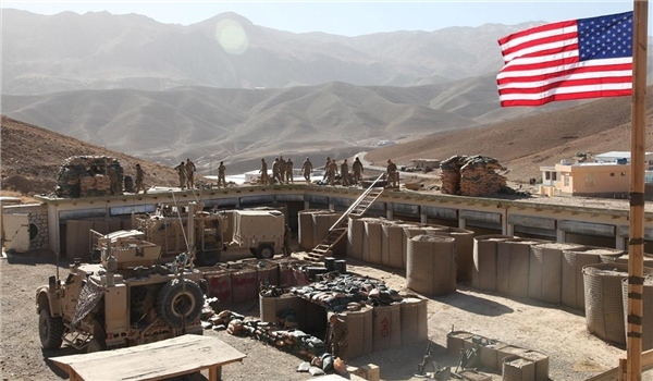 Photo of Ex-Iranian Envoy: US Setting Up More Secret Bases in Syria