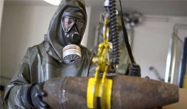 Photo of Damascus: US, UK Supply Toxic Agents to Terrorist Groups in Syria