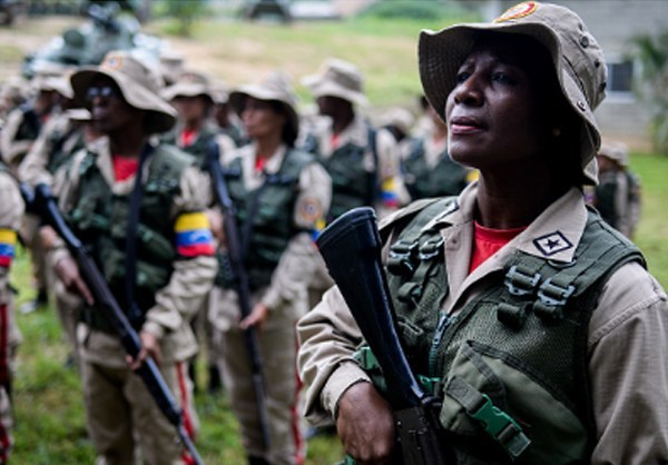 Photo of Photos- Venezuelan Armed Forces Fully Ready to Confront Possible US Aggression