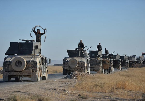Photo of Iraqi Forces Make Gains against ISIL in Tal Afar Push