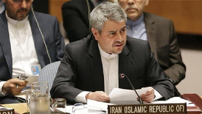 Photo of US provocations aimed at demonizing Iran: UN ambassador
