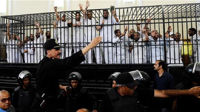 Photo of Egyptian court upholds 12 death sentences, 157 life terms over Matay case