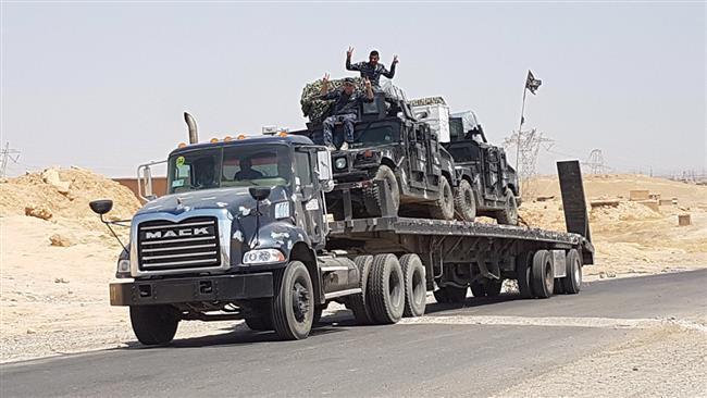 Photo of VIDEO: Iraqi security forces retake four neighborhoods in Tal Afar