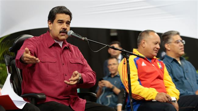 Photo of Maduro dismisses vote rigging charge, delays launch of new assembly