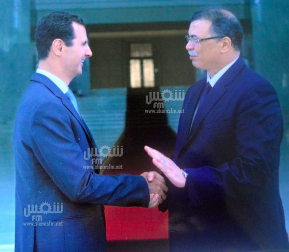 Photo of Tunisian parliamentary delegation visits Damascus, meets with President Assad
