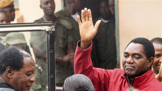 Photo of Zambia to drop treason charges against opposition leader