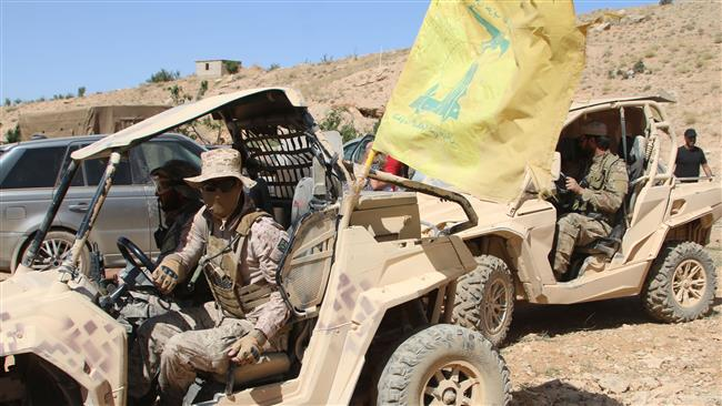 Photo of Lebanon's Hezbollah formally announces end to Arsal operation