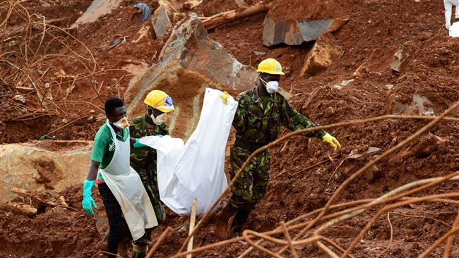 Photo of Death toll from Sierra Leone mudslides tops 1,000: Local sources