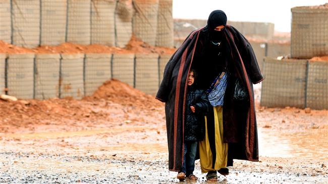 Photo of 50,000 stranded on Jordan-Syria border: UN