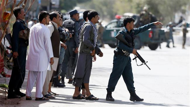 Photo of 20 killed as bomb attack hits mosque in Afghan capital