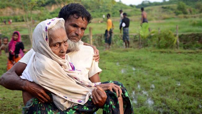 Photo of 16 Rohingya Muslim refugees drown in Myanmar-Bangladesh border river