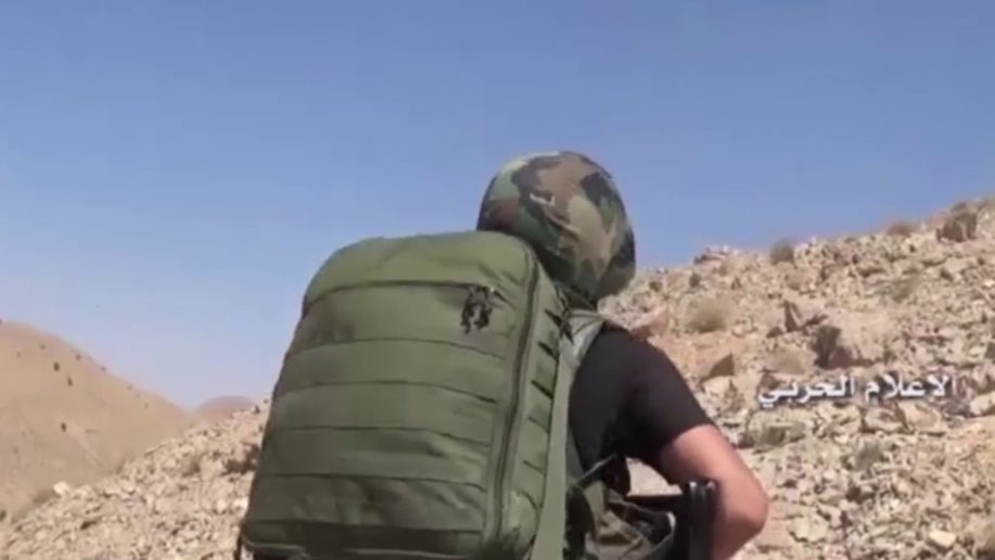 Photo of VIDEO: Hezbollah, Syrian Army liberate new areas along the Lebanese border