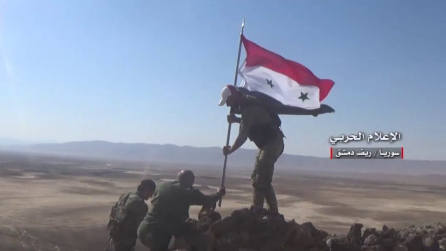 Photo of ISIL fights for last exit route in Homs as elite Syrian forces push on Deir Ezzor