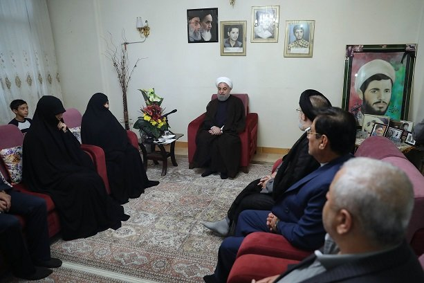 Photo of Rouhani: ISIL, Terrorism Sponsors Example of Arrogance