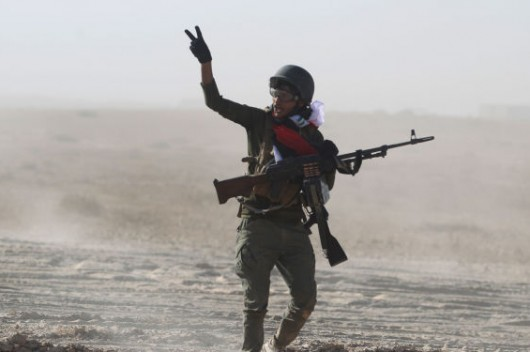 Photo of Iraqi Forces, Hashd Shaabi Liberate Tal Afar Center, Citadel from ISIL Terrorists