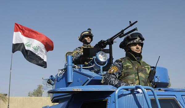 Photo of Iraqi Police Reinforcements Sent to Kirkuk Preparing for ISIL haven's Invasion