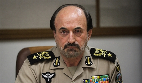Photo of Advisor to Army Commander: No Exchange of Missile Technology between Iran, N. Korea