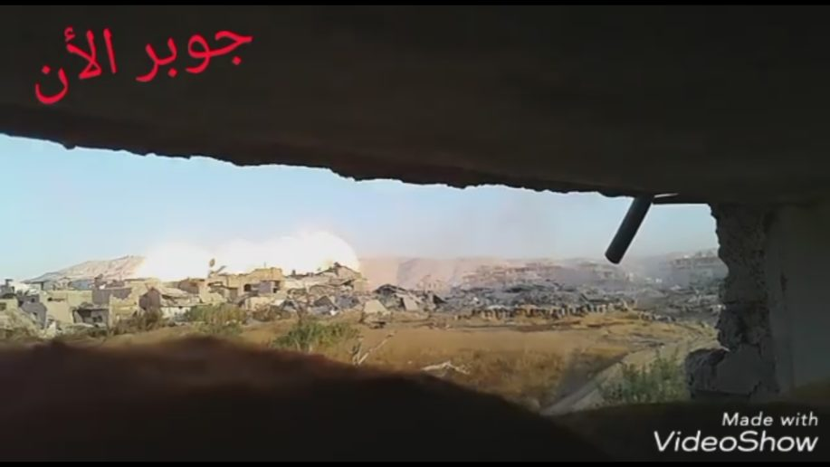 Photo of Syrian Army achieves huge breakthrough in east Damascus