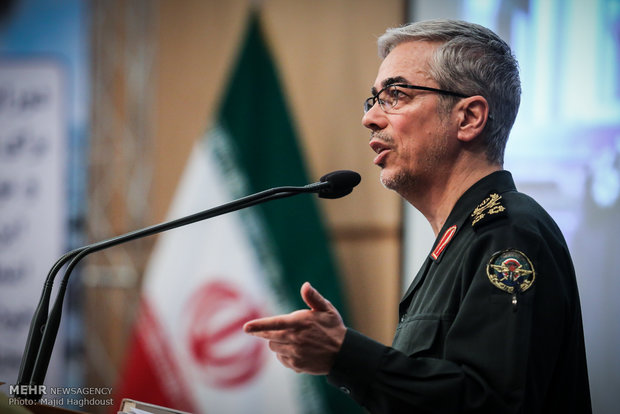 Photo of Iran's Maj. Gen. Bagheri: Iran ready to cooperate with Iraq army in shared borders