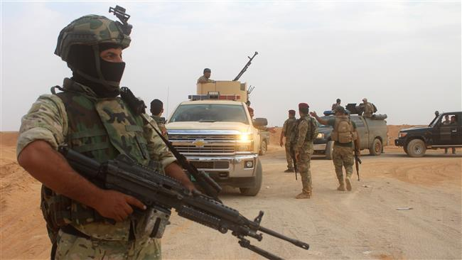 Photo of Iraqi army liberates Daesh-held Akashat town near Syria border