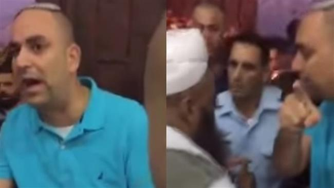 Photo of Rabid mayor storms mosque to silence loudspeakers