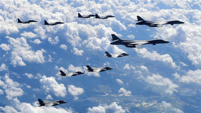 Photo of North Korea raps US bombers' flight near its coast
