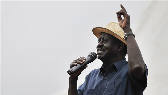 Photo of Kenya opposition says electoral officials' lives threatened
