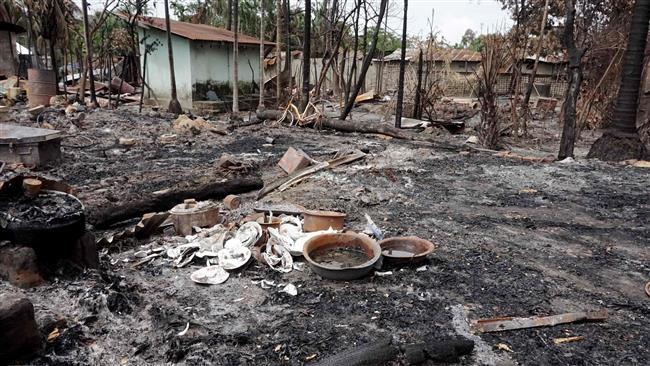Photo of Over 2,600 homes burned in Rohingya-majority Rakhine: Myanmar