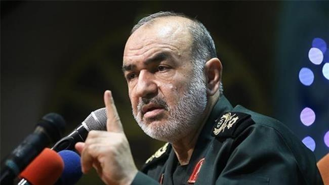 Photo of Global arrogance aims to change world's geopolitical map: IRGC cmdr.