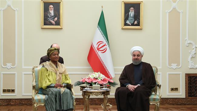 Photo of Iran-S Africa cooperation help global peace promotion: Rouhani