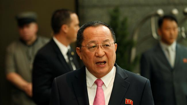 Photo of Pyongyang reserves right to shoot down US bombers, says North's foreign min.