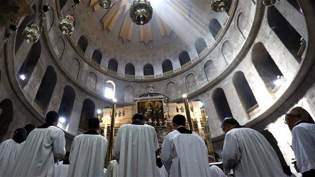 Photo of Al-Quds churches slam Israel's 'systematic' attempts against Christians
