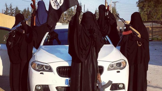 Photo of Iraq to deport 500 terrorist ISIS brides