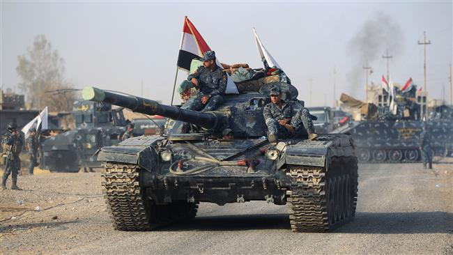 Photo of Iraqi forces retake nearly dozen villages in new push to free Hawijah