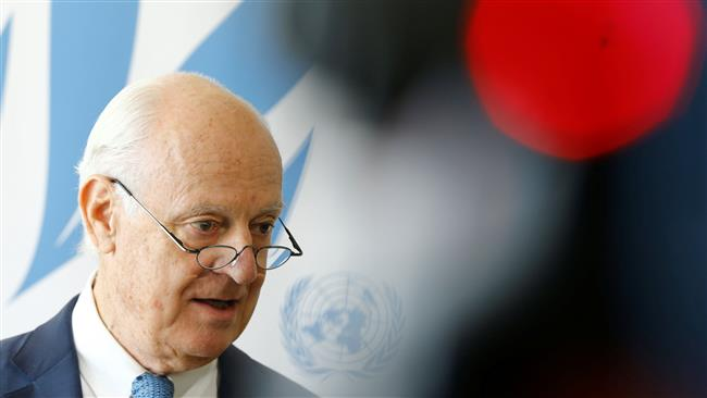 Photo of Syrian opposition must accept defeat against Assad: UN envoy