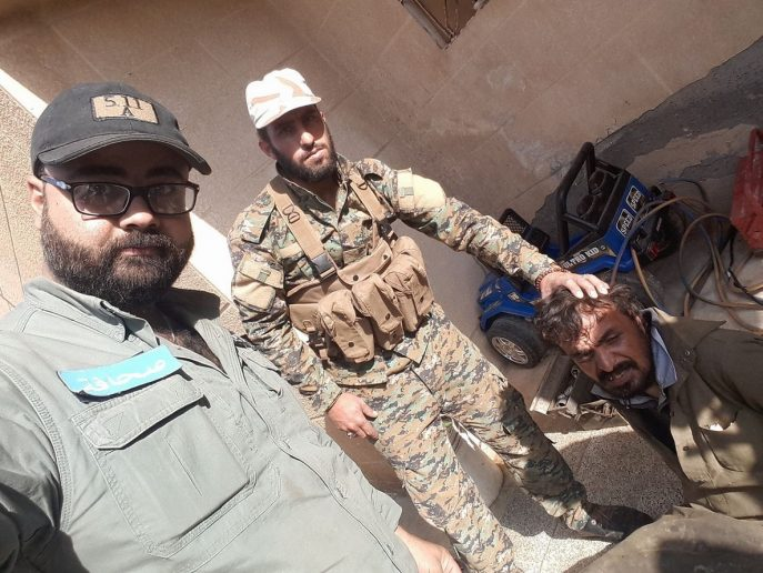 Photo of Palestinian Liwa al-Quds completely repelled the ISIS surprise attack in Deir- Ezzor