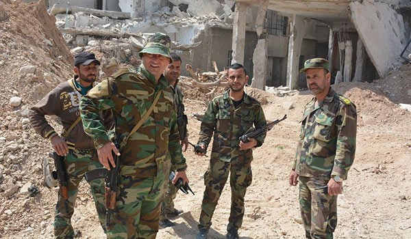 Photo of Syrian Army Launches Important Operation to Secure Aleppo Highway