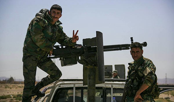 Photo of Syria in Last 24 Hours: Army Makes New Gains in Homs Province