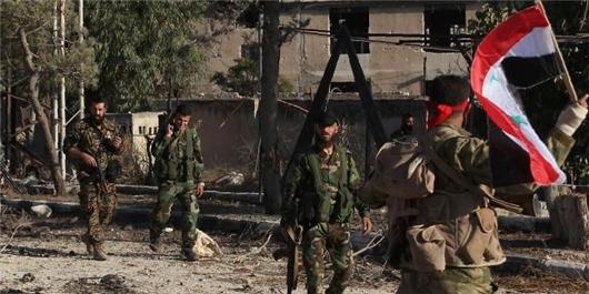 Photo of Syrian Army Troops Advance in Deir Ezzur's Strategic Regions to Reach ISIL Base Near Iraq Border
