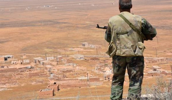 Photo of Gov't Forces Deploy Few Kilometers Away from Syria's Largest Oilfield