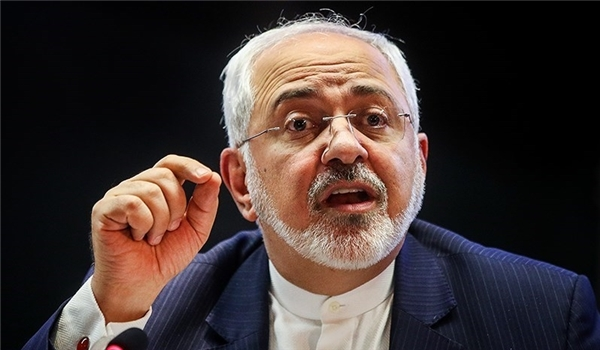 Photo of Zarif Vows Iran's Harsh Reaction to US Designation of IRGC as Terrorist Group