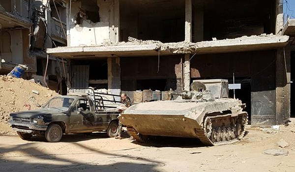 Photo of Syria in Last 24 Hours: Army Inflicts Heavy Losses on Terrorists in Deir Ezzur Province